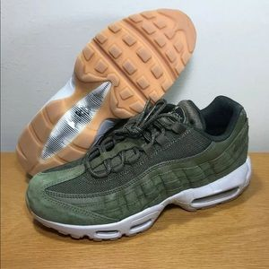 """NEW Nike Air Max 95 Running Shoes """"Oil Canvas"""""""